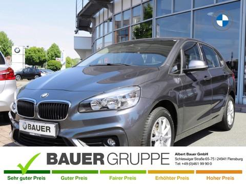 BMW 216 Active Tourer d Advantage Multif Lenkrad