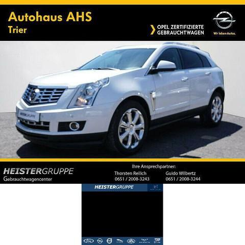 Cadillac SRX 3.6 V6 AWD Premium Vollleder belüftet heizb