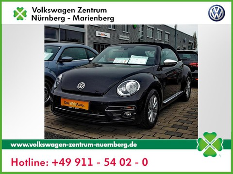 Volkswagen New Beetle 1.2 Cabrio Design