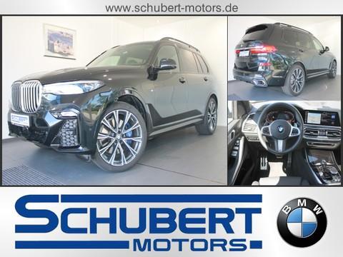 BMW X7 xDrive40i M-Sport Laser Integral