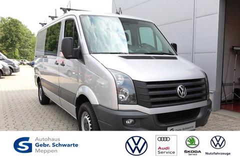 Volkswagen Crafter 2.0 TDI Kasten Kombi 35