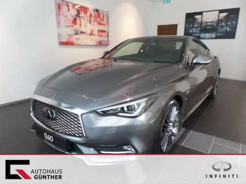 Infiniti Q60 2.0 Coupe S Sport Tech AKTIONSLEASING