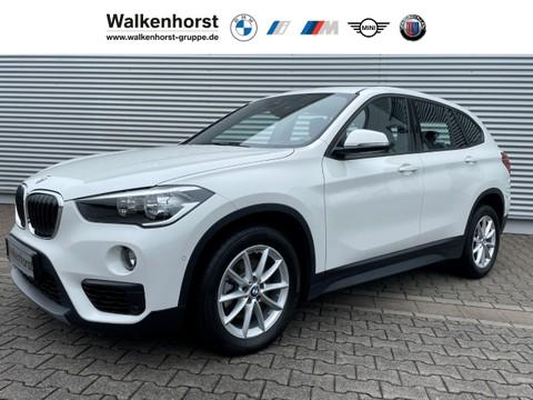 BMW X1 sDrive 18 d Advantage EU6d-T