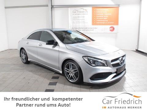 Mercedes-Benz CLA 180 AMG Line Automatik