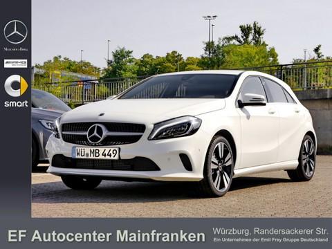 Mercedes A 180 d Urban
