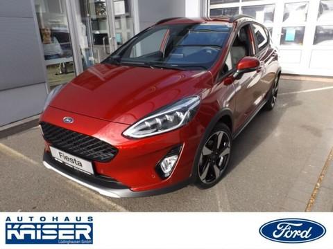 Ford Fiesta Active X EcoBoost Rückfah