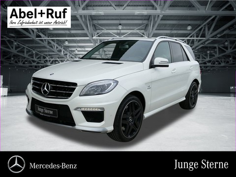 Mercedes-Benz ML 63 AMG H&K