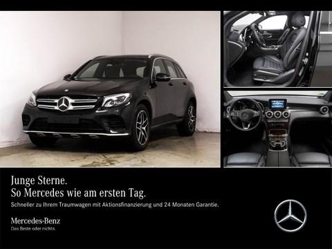 Mercedes GLC 220 d AMG PanoDach Exclusiv