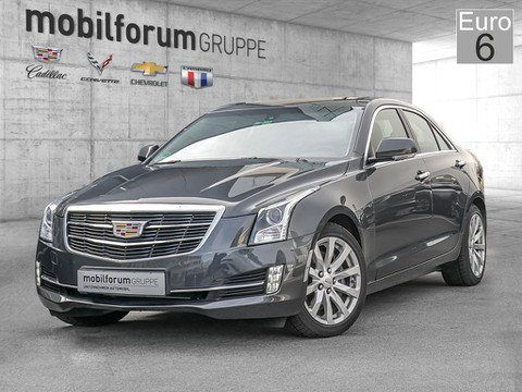 Cadillac ATS undefined