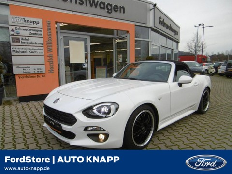 Fiat 124 Spider 1.4 MultiAir Lusso Turbo
