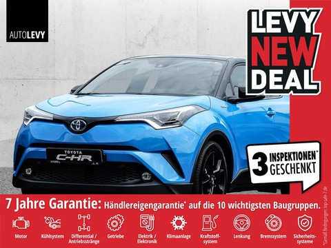 Toyota C-HR Style Selection LEVY NEW DEAL BIS ZU