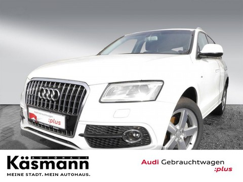 Audi Q5 2.0 TFSI quattro S line
