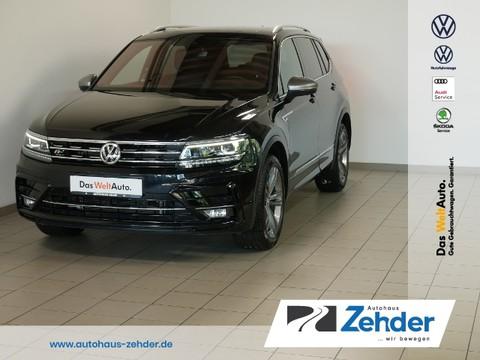 Volkswagen Tiguan 2.0 TDI Allspace R-line Top-Paket