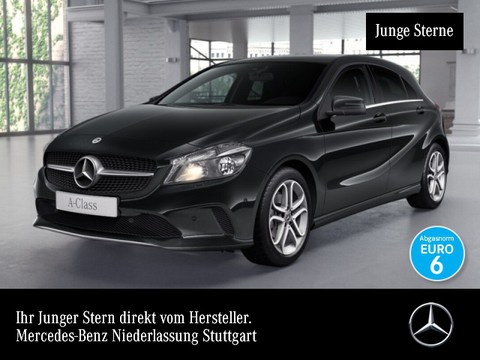 Mercedes-Benz A 180 d Urban Spurhalt SpurPak