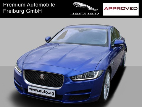 Jaguar XE 20D AWD PORTFOLIO APPROVED
