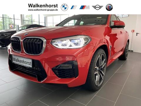 BMW X4 M Aktive Sitzbelüftung Merino