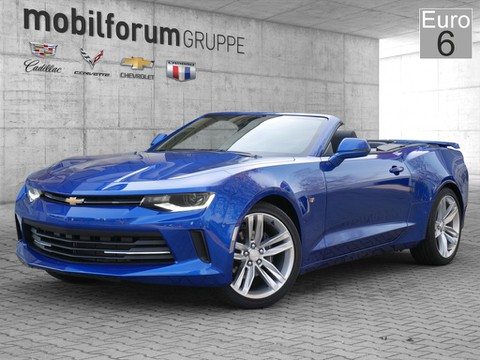 Chevrolet Camaro 2.9 Cabrio AT8 EFF