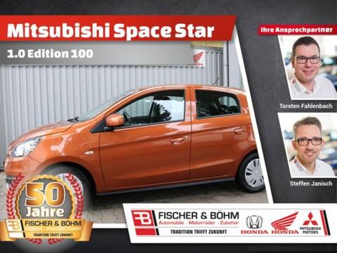 Mitsubishi Space Star 1.0 Edition 100 Dienstwagen