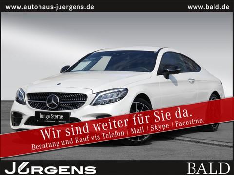 Mercedes-Benz C 200 Coupé AMG-Sport Carbon 19