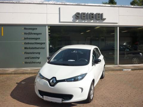 Renault ZOE Life Elektroantrieb 100 % elektrisch