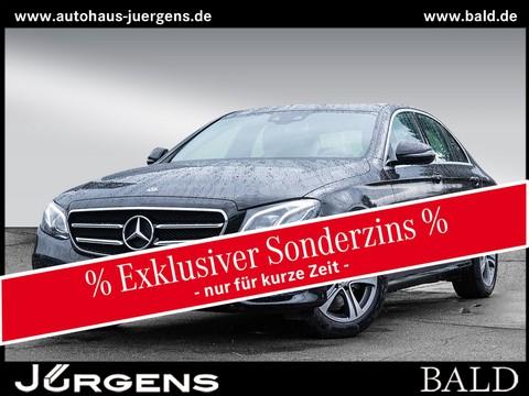 Mercedes-Benz E 200 Avantgarde Wide Amb