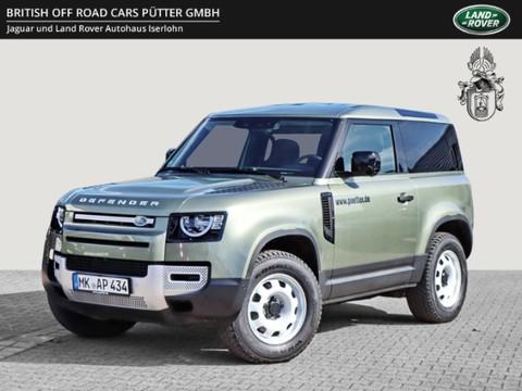 Land Rover Defender 90 D200 önte Scheiben