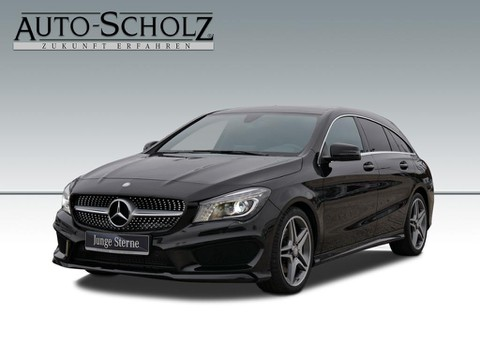 Mercedes CLA 220 Shooting Brake AMG MEDIA