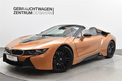 BMW i8 Roadster 1st Edition Leasing mtl 839 o A