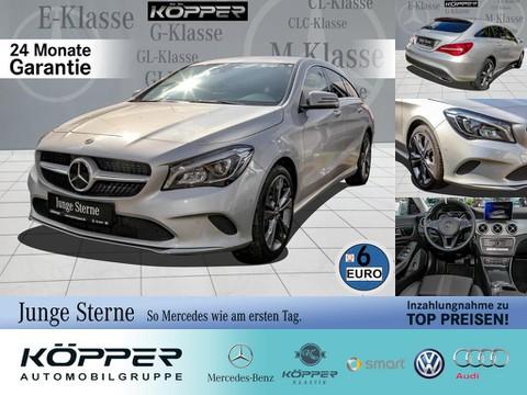 Mercedes-Benz CLA 200 Shooting Brake d Urban