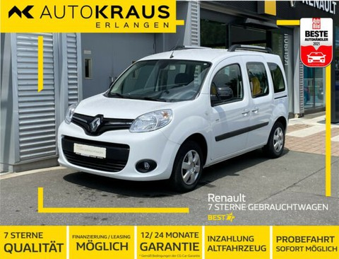 Renault Kangoo Limited dCi 95 üren