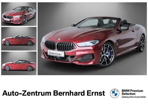 BMW 840 i xDrive Cabrio M Sportpaket Innovationsp