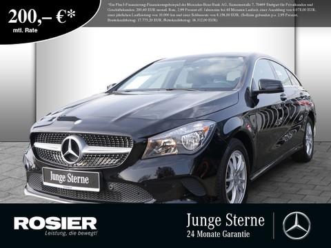 Mercedes-Benz CLA 200 SB d