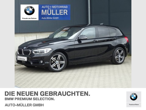 BMW 120 i A Sport Line Wireless