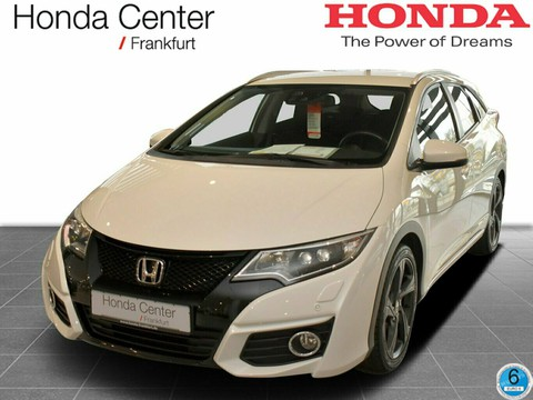 Honda Civic 1.8 Tourer Lifestyle
