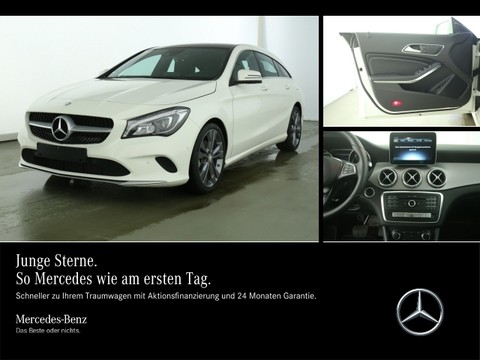 Mercedes CLA 220 SB d Urban PanoDach