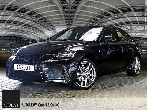 Lexus IS 300 h F-SPORT Vollausstattung