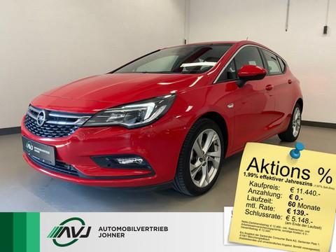 Opel Astra 1.4 Turbo Dynamic | ECC | |