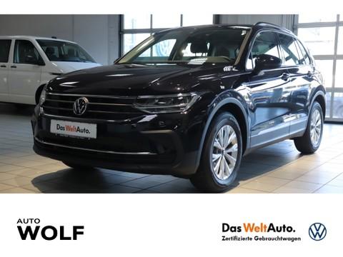 Volkswagen Tiguan 1.5 TSI Basis EU6d Multif Lenkrad