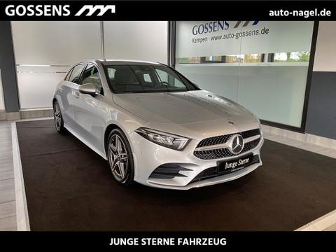 Mercedes-Benz A 200 d AMG Premium