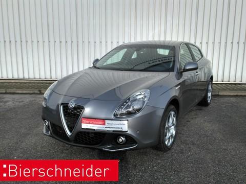 Alfa Romeo Giulietta 0.9 TB Super Finanzierung
