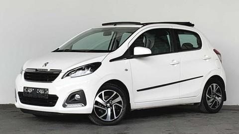 Peugeot 108 1.0 VTi 5tg