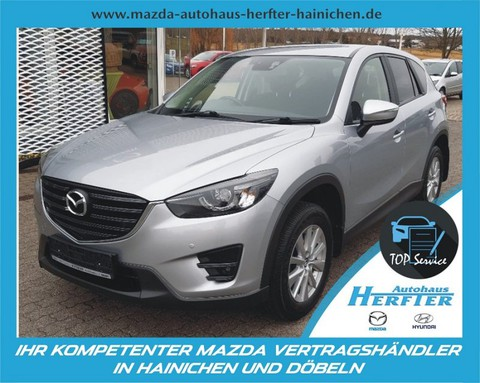 Mazda CX-5 G160 AWD Exclusive-Line