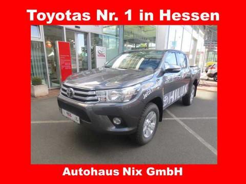Toyota Hilux 2.4 D-4D Double Cab Comfort