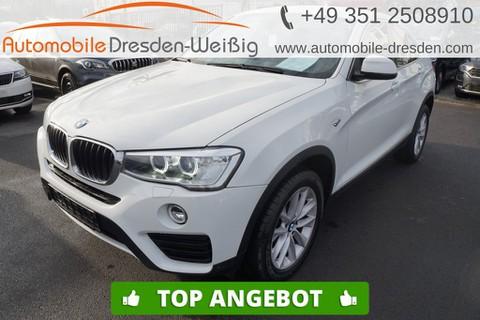 BMW X4 xDrive20d Advantage HiFi