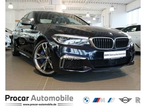 BMW M550 i xDrive Komfortsitze