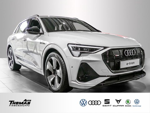Audi e-tron S line 50quattro UPE 85490 € BAFA-PRÄMIE