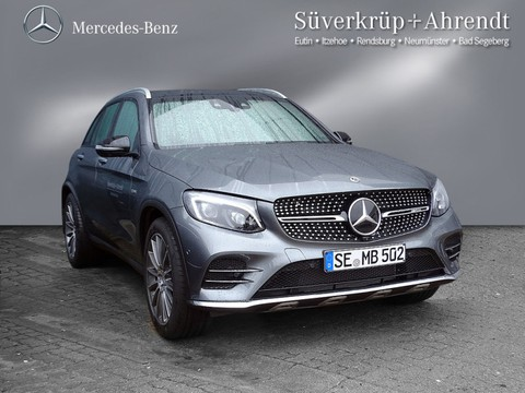 Mercedes GLC 43 AMG Dist 20 Sitzklima