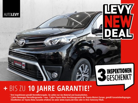 Toyota Proace Verso Team Deutschland Exclusiv Paket