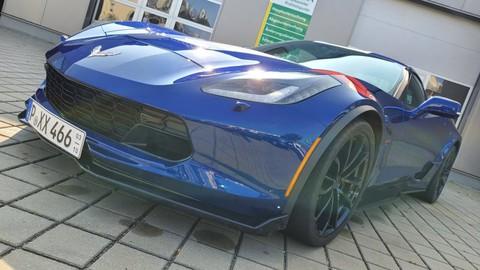 Corvette C7 Grand Sport Automatik