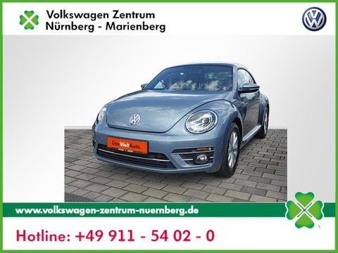 Volkswagen New Beetle 1.2 Design